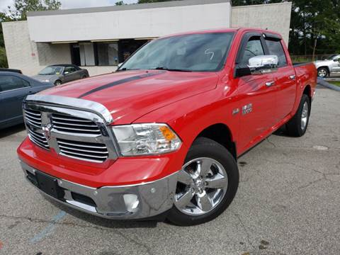 2016 RAM Ram Pickup 1500 for sale at Capital City Imports in Tallahassee FL
