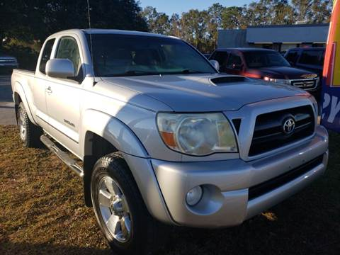 2007 Toyota Tacoma for sale at Capital City Imports in Tallahassee FL