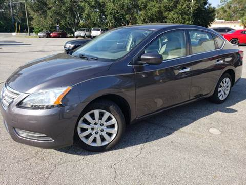 2013 Nissan Sentra for sale at Capital City Imports in Tallahassee FL