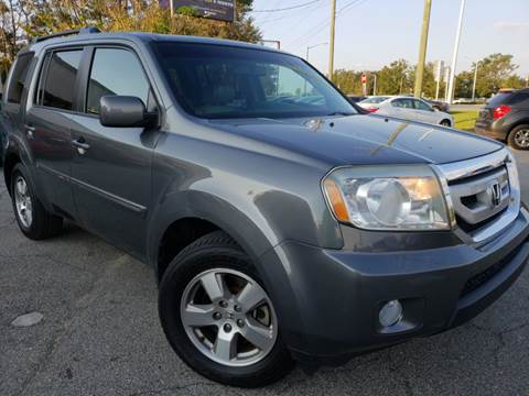 2011 Honda Pilot for sale at Capital City Imports in Tallahassee FL
