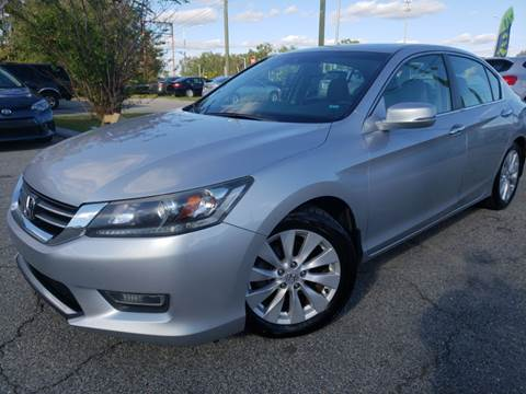 2013 Honda Accord for sale at Capital City Imports in Tallahassee FL