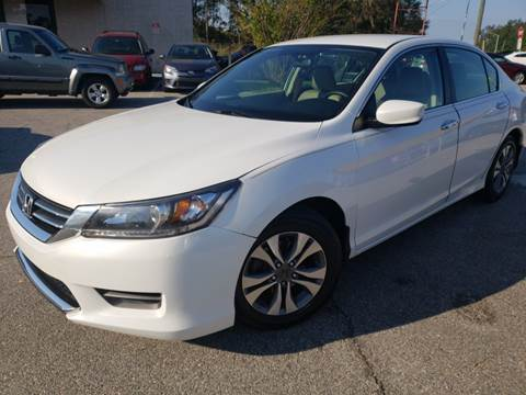 2014 Honda Accord for sale at Capital City Imports in Tallahassee FL