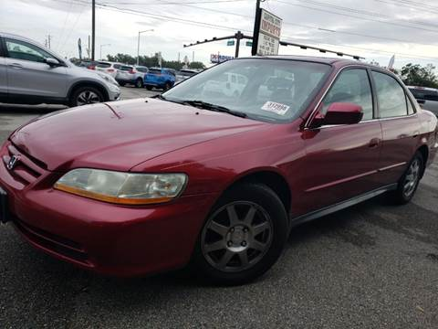 2002 Honda Accord for sale at Capital City Imports in Tallahassee FL