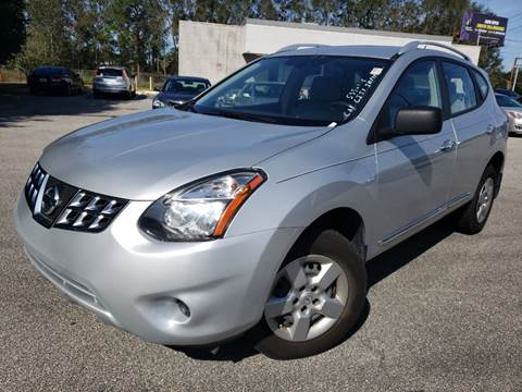 2015 Nissan Rogue Select for sale at Capital City Imports in Tallahassee FL