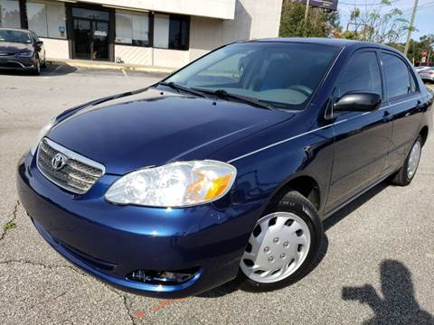 2007 Toyota Corolla for sale at Capital City Imports in Tallahassee FL