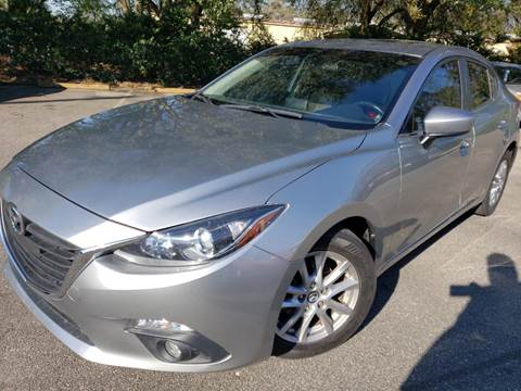 2016 Mazda MAZDA3 for sale at Capital City Imports in Tallahassee FL