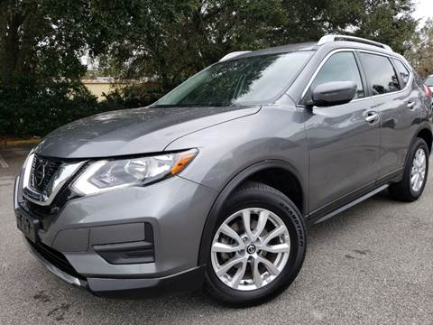 2017 Nissan Rogue for sale at Capital City Imports in Tallahassee FL