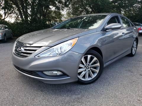 2014 Hyundai Sonata for sale at Capital City Imports in Tallahassee FL