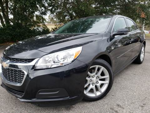 2015 Chevrolet Malibu for sale at Capital City Imports in Tallahassee FL