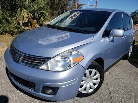 2009 Nissan Versa for sale at Capital City Imports in Tallahassee FL