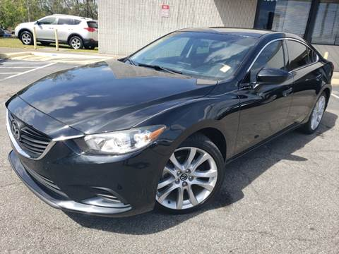 2016 Mazda MAZDA6 for sale at Capital City Imports in Tallahassee FL