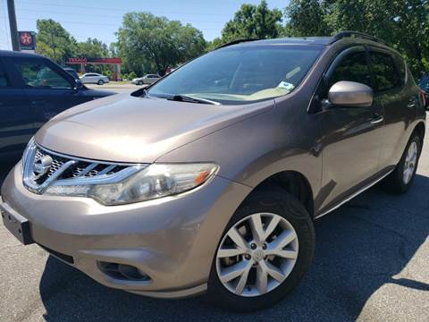 2011 Nissan Murano for sale at Capital City Imports in Tallahassee FL