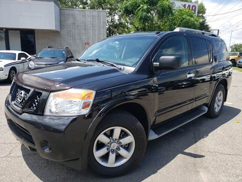 2013 Nissan Armada for sale at Capital City Imports in Tallahassee FL