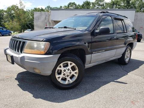 2000 Jeep Grand Cherokee for sale at Capital City Imports in Tallahassee FL