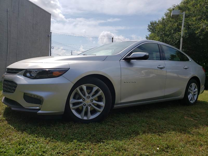 2018 Chevrolet Malibu for sale at Capital City Imports in Tallahassee FL