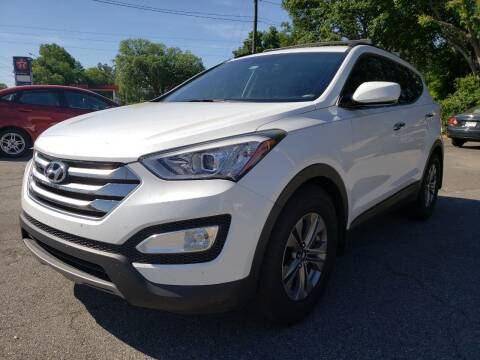 2016 Hyundai Santa Fe Sport for sale at Capital City Imports in Tallahassee FL