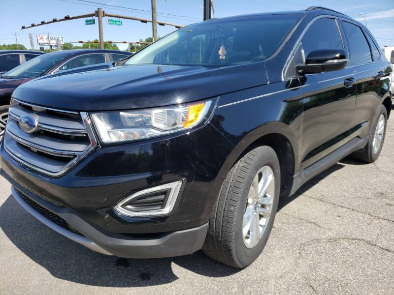 2017 Ford Edge for sale at Capital City Imports in Tallahassee FL