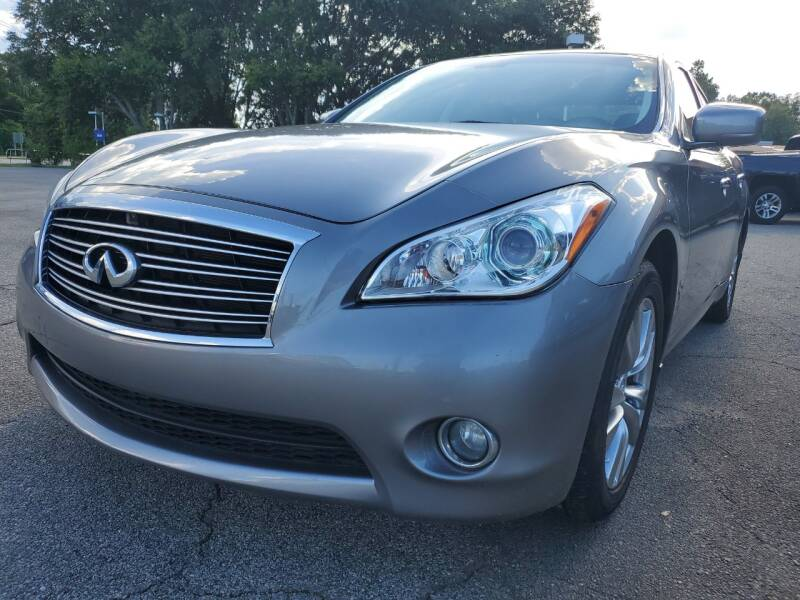 2013 Infiniti M37 for sale at Capital City Imports in Tallahassee FL