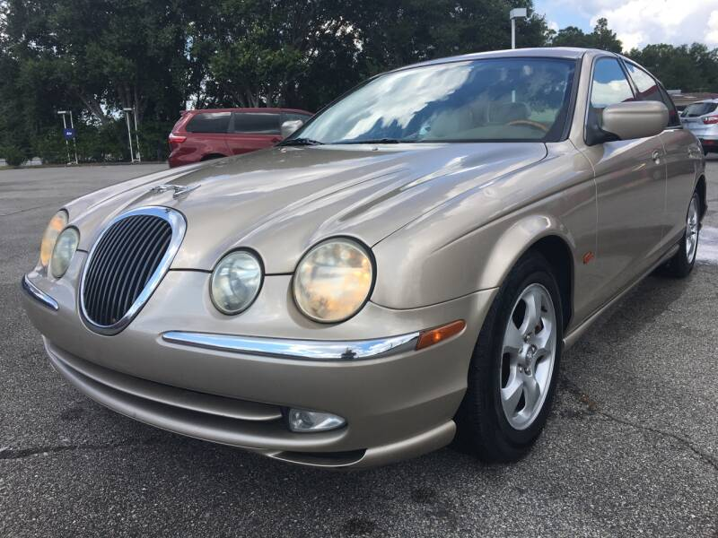 2001 Jaguar S-Type for sale at Capital City Imports in Tallahassee FL