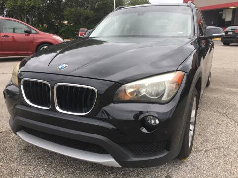 2014 BMW X1 for sale at Capital City Imports in Tallahassee FL