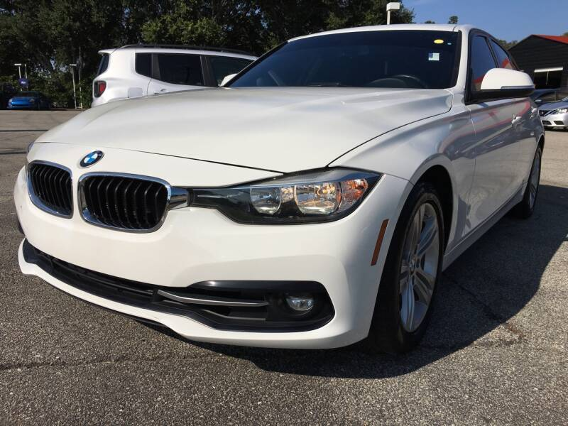 2016 BMW 3 Series for sale at Capital City Imports in Tallahassee FL