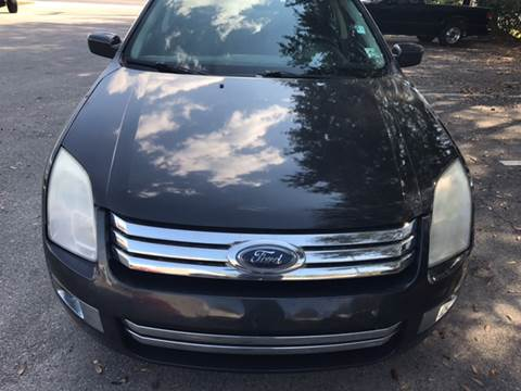 2007 Ford Fusion for sale in Tallahassee, FL