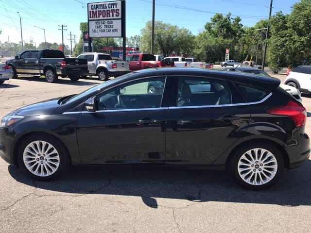 2012 Ford Focus for sale at Capital City Imports in Tallahassee FL