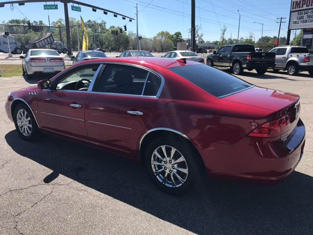 2009 Buick Lucerne for sale at Capital City Imports in Tallahassee FL