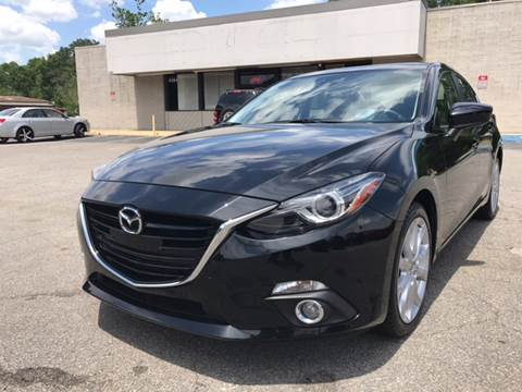 2014 Mazda MAZDA3 for sale at Capital City Imports in Tallahassee FL
