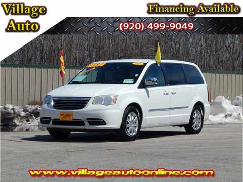 2011 Chrysler Town and Country for sale in Green Bay, WI