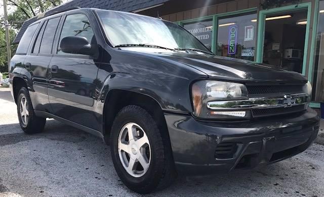 2005 Chevrolet TrailBlazer for sale at Automobiles Unlimited in Ozark MO