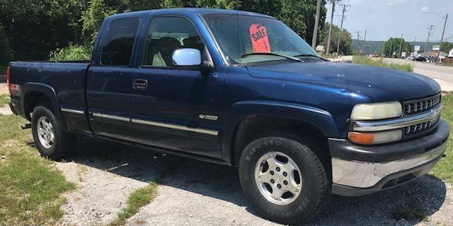 1999 Chevrolet Silverado 1500 for sale at Automobiles Unlimited in Ozark MO
