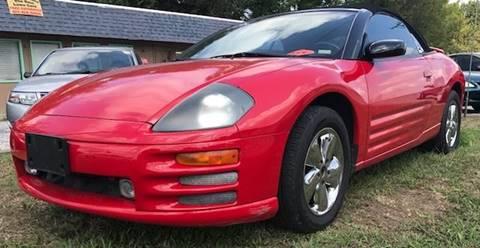 2001 Mitsubishi Eclipse Spyder for sale in Ozark, MO