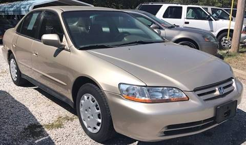 2002 Honda Accord for sale at Automobiles Unlimited in Ozark MO