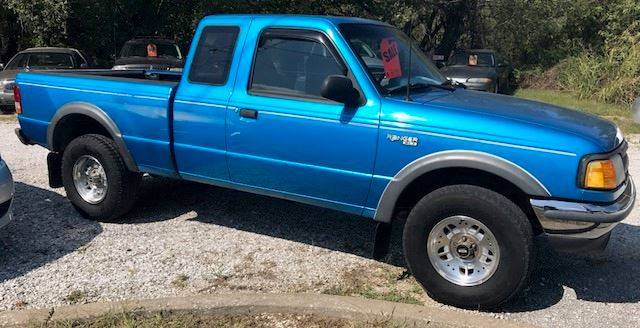 1993 Ford Ranger for sale at Automobiles Unlimited in Ozark MO