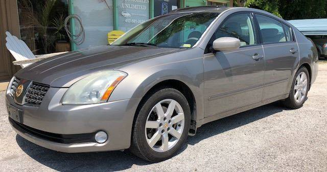 Beautiful 2006 Nissan Maxima For Sale At Automobiles Unlimited In Ozark MO