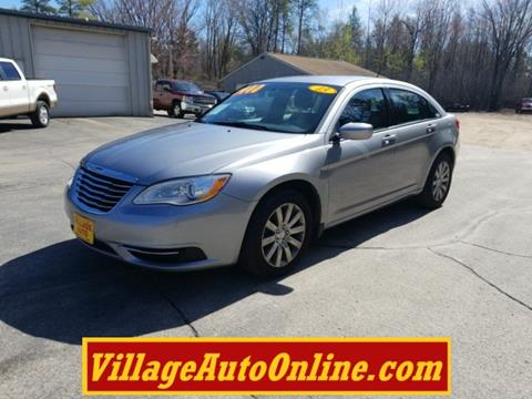 2013 Chrysler 200 for sale in Oconto, WI