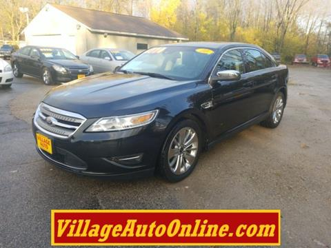 2010 Ford Taurus for sale in Oconto, WI
