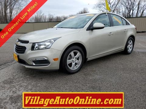 2016 Chevrolet Cruze Limited for sale in Oconto, WI