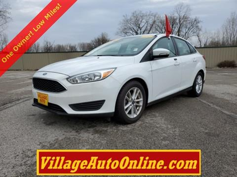 2015 Ford Focus for sale in Oconto, WI