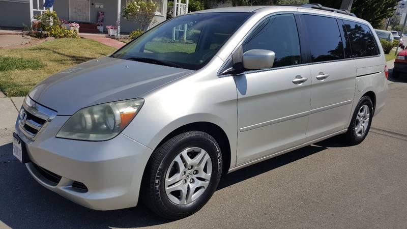 2006 Honda Odyssey EX-L 4dr Mini-Van w/Navi and DVD - San Leandro CA