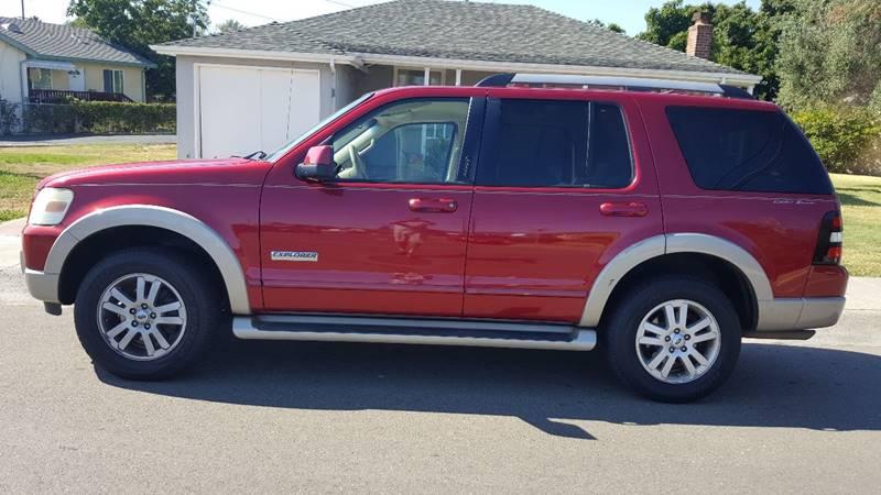 2006 Ford Explorer Eddie Bauer 4dr SUV w/V8 - San Leandro CA