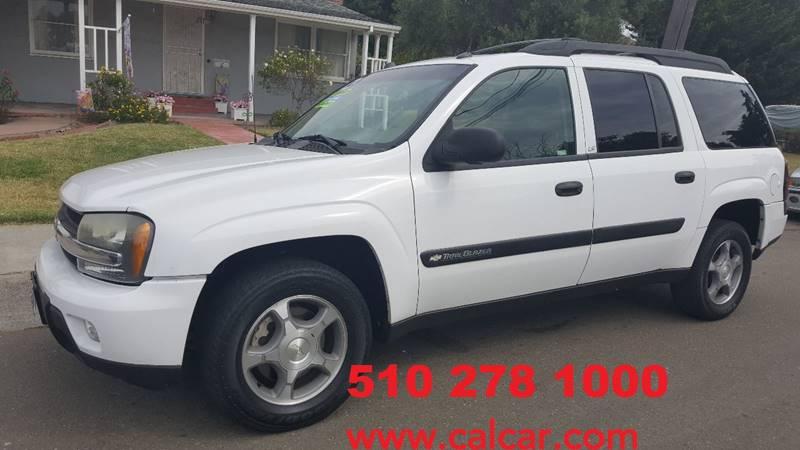 2004 Chevrolet TrailBlazer EXT LS 4WD 4dr SUV - San Leandro CA