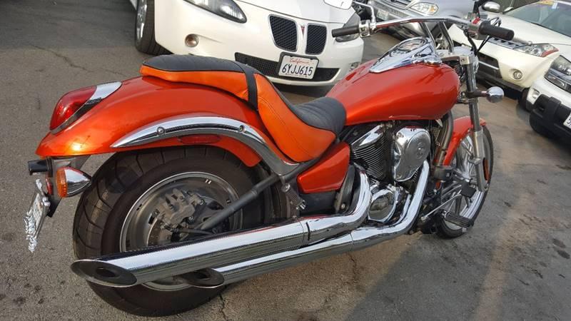 2009 Kawasaki Vulcan Custom - San Leandro CA