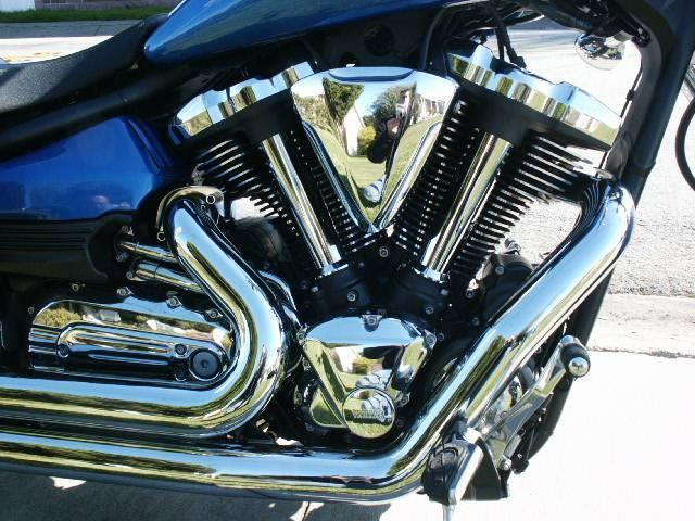 2008 Yamaha Raider S  - San Leandro CA