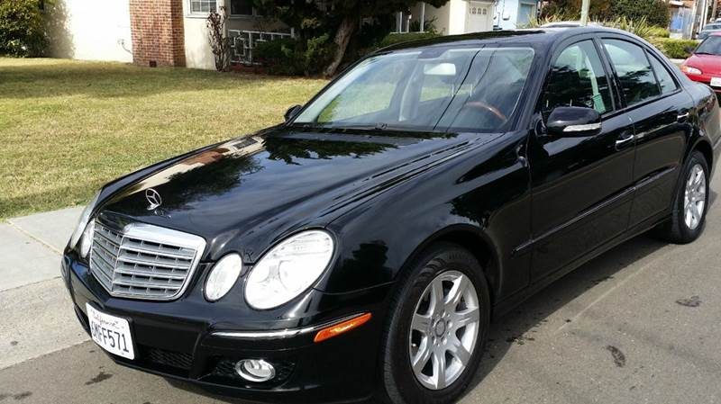 2008 mercedes benz e class e320 bluetec 4dr sedan in san. Black Bedroom Furniture Sets. Home Design Ideas