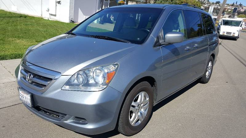 2006 Honda Odyssey For Sale At Luxury Imports In San Leandro CA