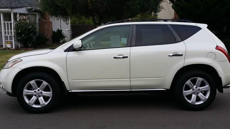 2007 Nissan Murano SL 4dr SUV - San Leandro CA