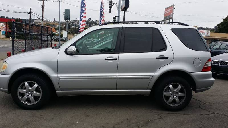 2004 mercedes benz m class awd ml500 4matic 4dr suv in san for Mercedes benz suv 2004