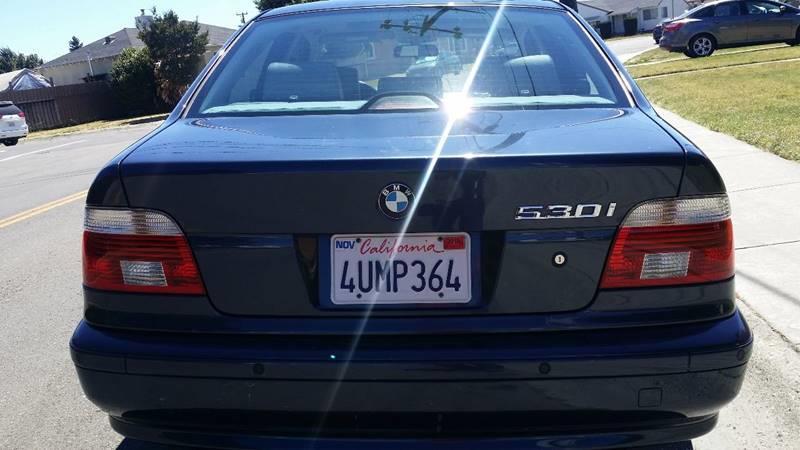 2002 BMW 5 Series 530i 4dr Sedan - San Leandro CA